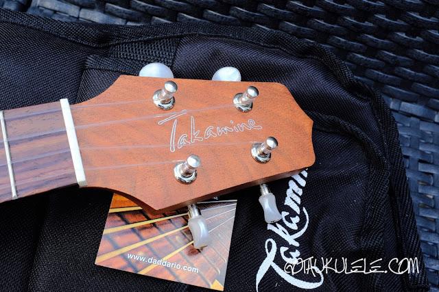 takamine egu-c1 concert ukulele headstock