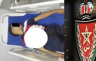 الأمن يكشف ملابسات إقدام تلميذ على نحر زميله بالسراغنة