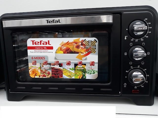 Tefal with cool new mini oven - Optimo 19L