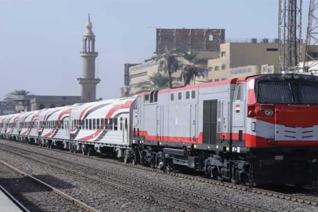 مواعيد جميع قطارات الوجه القبلي بعد التعديلات الجديدة 2020-2021