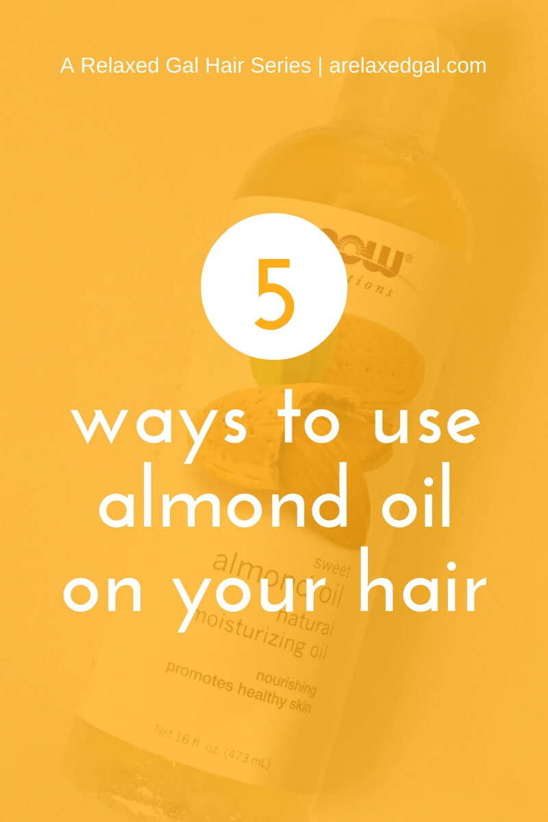 How to use almond oil to grow and strengthen hair