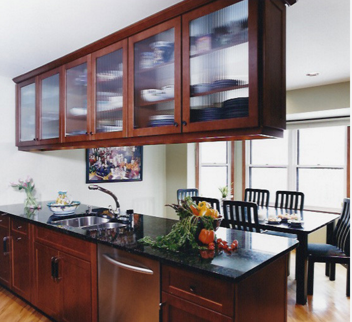 60 Different Designs of Hanging Cabinets for Kitchen ...