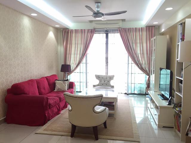 sofa, decor