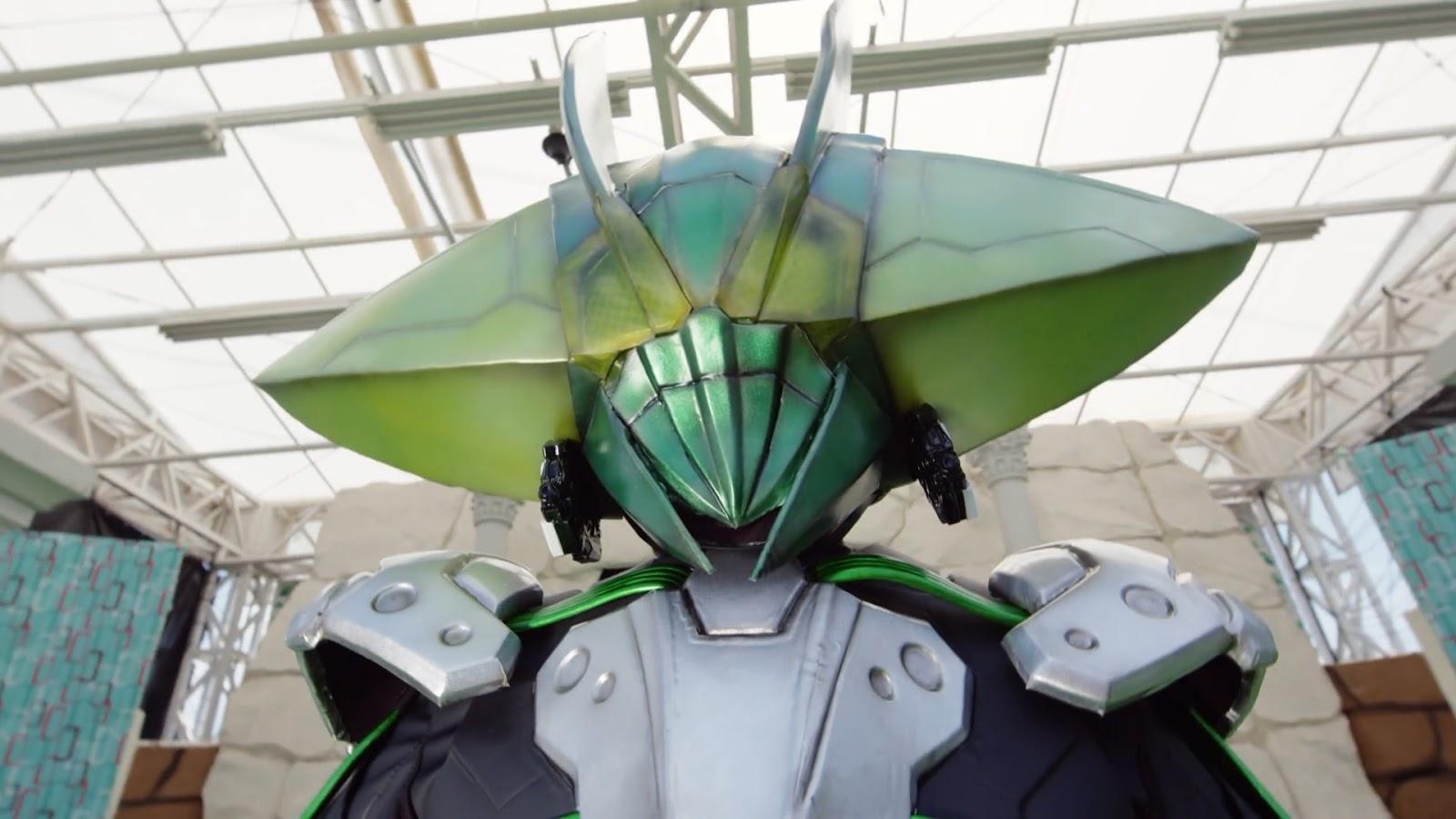 My Shiny Toy Robots First Impressions Kamen Rider Zero One