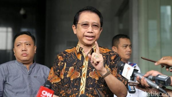 Bela Moeldoko, Marzuki Alie Minta Hinca Jujur Lihat Persoalan Internal PD