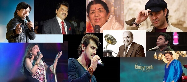 Learn singing bollywood songs with classical Ragas