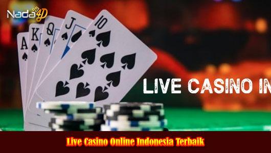 Live Casino Online Indonesia Terbaik