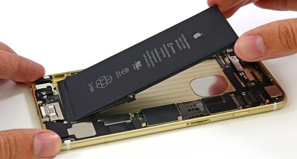thay pin iPhone 6 uy tín tại Hà Nội