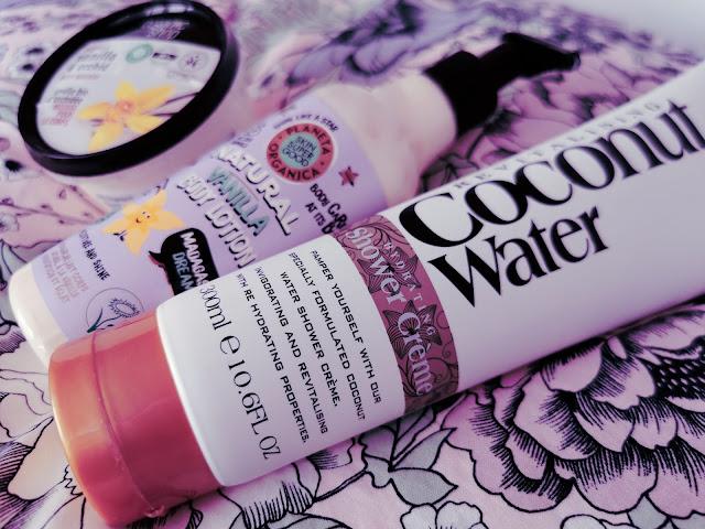 Sprchový krém Coconut Water XBC