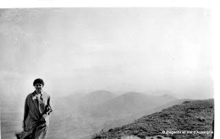 Sommet du Puy de Dôme, 1931.