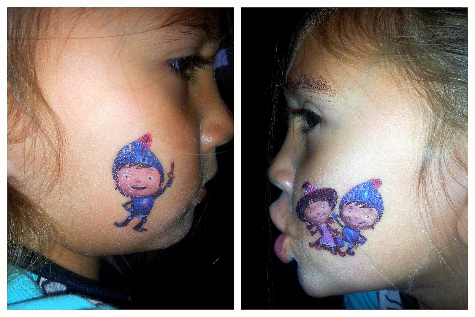 DIY For Mommies: Remove Temporary Tattoos