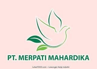 Lowongan kerja Operator PT Merpati Mahardika Jakarta Terbaru 2019