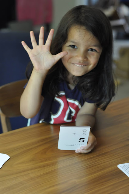 How to Build Math Skills This Summer with Flash Cards from Think Tank Scholar | Taste As You Go