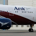 At last! Armed Policemen storm Arik Air as federal government takes over the troubled airline