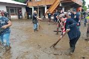 VaSung Bantu Korban Bencana Banjir Bandang Di Mitra