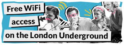 WiFi en metro de Londres