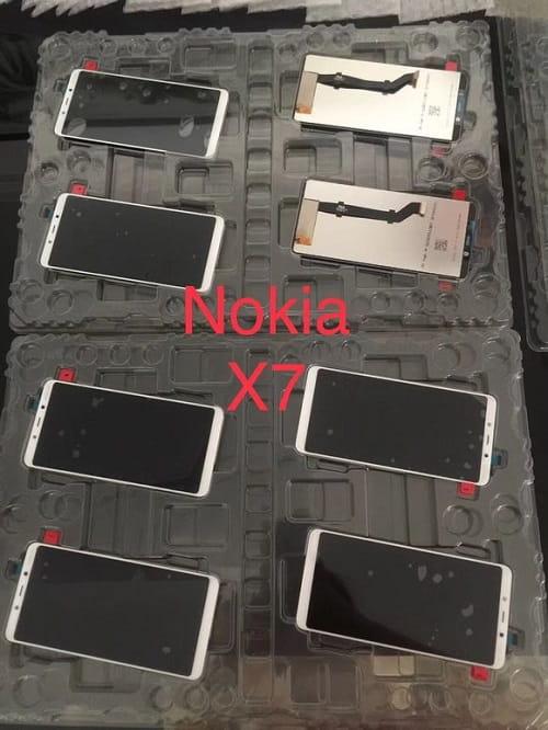تسريبات : نوكيا تستغني عن النوتش في هواتفها 9 و X7
