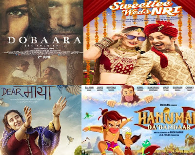 Bollywood Movies Releasing 2nd June 2017