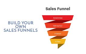 كيف أصمم سيلز فانلز خاصة بي مجانا Sales funnel for free