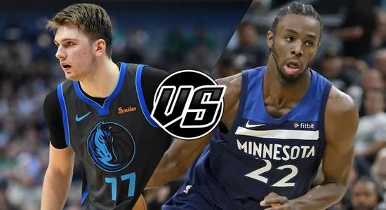 Live Streaming List: Dallas Mavericks vs Minnesota Timberwolves 2018-2019 NBA Season