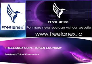 Freelanex Decentralized Platform Blockchain