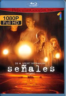 Señales (2002) [1080p BRrip] [Latino-Inglés] [LaPipiotaHD]