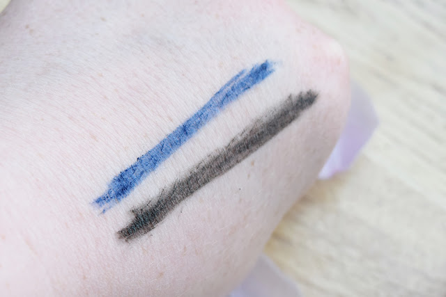 Bobbi Brown Long-Wear Waterproof Eyeliners swatches