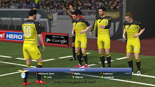 Updated DLS 17 v4.04 Mod Lazio Unlimitted Coin Apk + Data