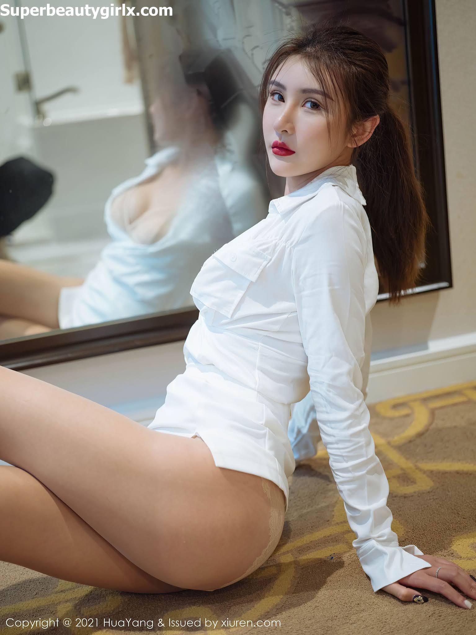 HuaYang-Vol.399-Emily-Superbeautygirlx.com