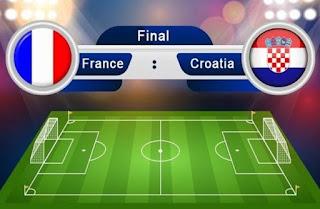 """""""أوفسايد 360"""" مباراة فرنسا وكرواتيا بث مباشر اليوم الأحد 15 - 8 - 2018 نهائي كأس العالم روسيا 2018"""