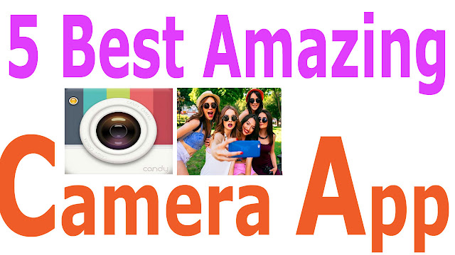 5 best amazing effect camera app Tipsbyaasif