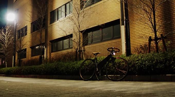 basikal lama kitar semula