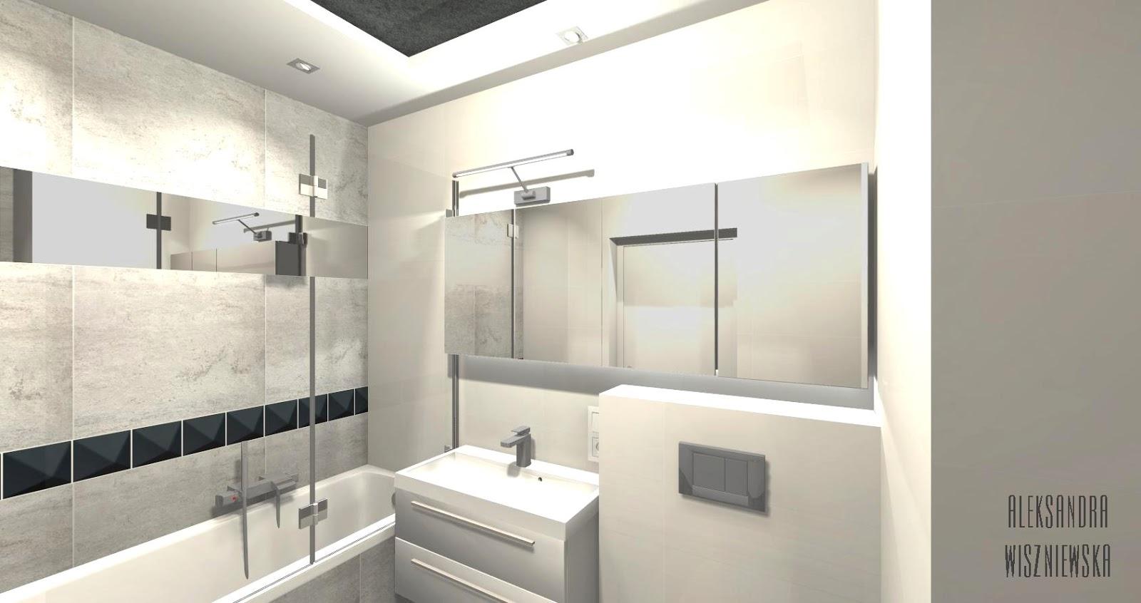projekty azienek wizualizacje tub dzin maciej zie tegel black tub dzin maciej zie berlin. Black Bedroom Furniture Sets. Home Design Ideas