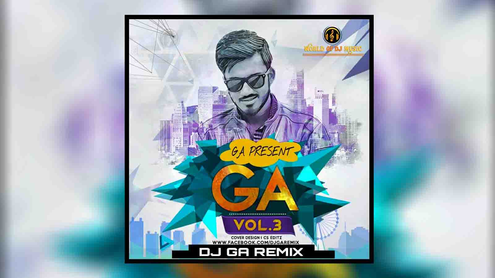 Ladka Diwana Lage (Remix) - Dj GA Remix