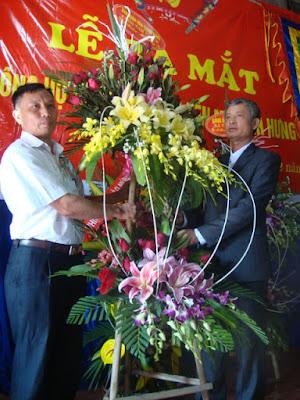 Phát biểu của Ô Dương Xuân Thìn tại Lễ ra mắt Ho Dương Yên Mỹ