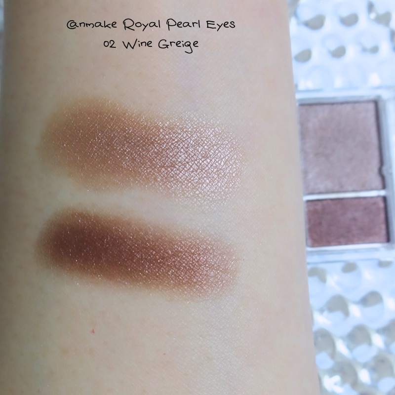 Royal Pearl Eyes 02 Wine Greige swatch