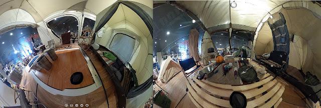 360度カメラ:キャンプで盛り上がるグッズ