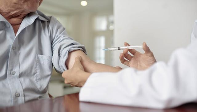 Vacuna Covid-19 para adultos mayores