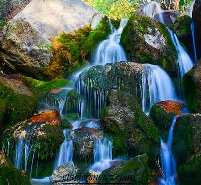 Hussainabad Waterfalls,Hussainabad,Beautiful Skardu,Baltistan