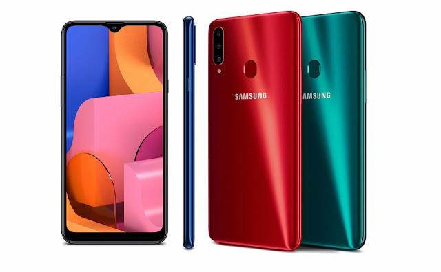 Sudah Bisa Dibeli, Samsung A20S dan 30S Resmi Hadir di Indonesia