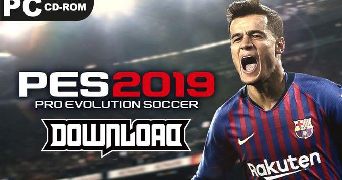 pes 2019 pc download gratis