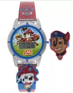 Jam Tangan Anak Karakter Kartun