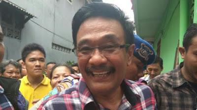 Datang Diam-Diam, Tokoh Msyarakat Kampung Melayu: Djarot ingin Memancing Kemarahan Umat Islam