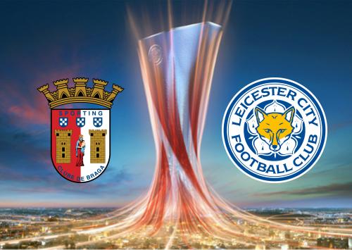 Sporting Braga vs Leicester City -Highlights 26 November 2020