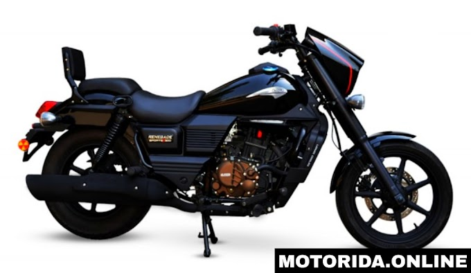 UM New Renegade Sport S 200 2021 specifications, color, Engine, capacity