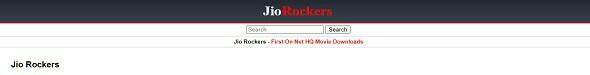 Jio Rockers Tamil latest link 2020: