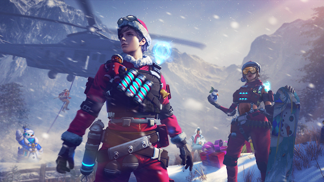 Free Fire Maintenance Sampai Jam Berapa ? Baca Patch Note Winterland