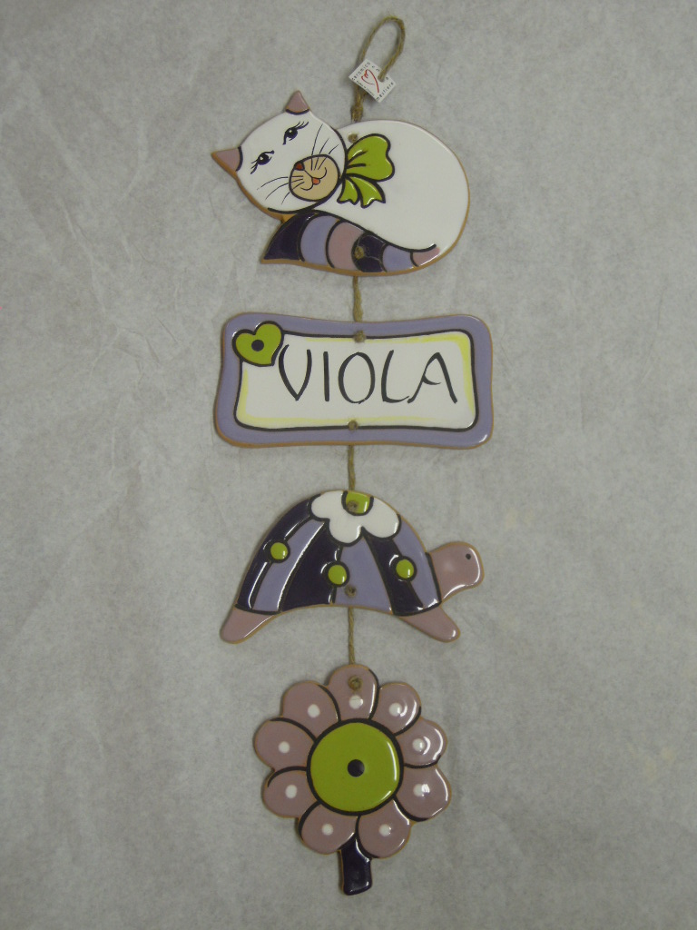 b3e7544c11 ceramica come mestiere: Regali personalizzati per bambini.