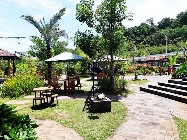 Rekor MURI Rest Area