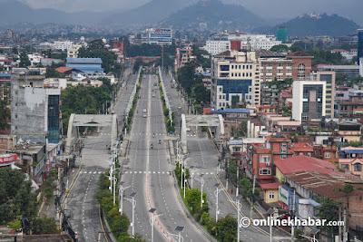 Kathmandu Valley Lockdown Extended Till July 15